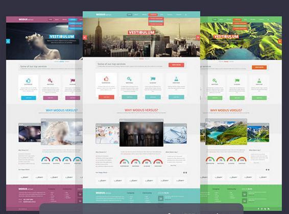 回顾2015年网页设计过程并展望2016-杭州网站建设  