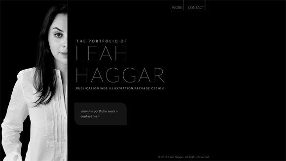 不对称网站设计的彩色图案也自然会有一种奇怪的平衡感,很酷的